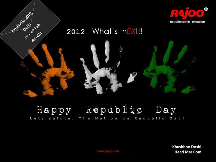 Happy republic day !! Stay United...be strongest :)