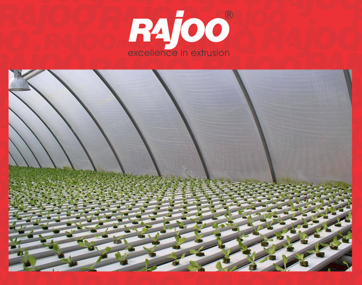 Greenhouses may be used to overcome shortcomings in the growing qualities of a piece of land, such as a short growing season or poor light levels, and they can thereby improve food production in marginal environments.  #Greenhouse #Enviornment #MultiFoil #RajooEngineers