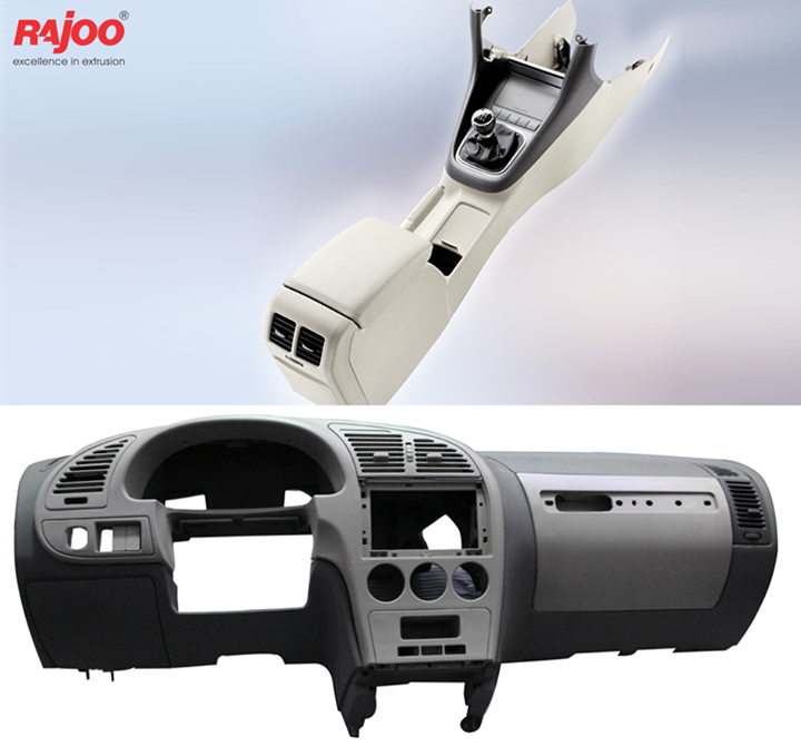 #Plastic is an ideal material for use in car manufacturing. A modern mid-range car contains about 11% plastic material components. That means less weight, less fuel consumption and therefore less CO2 emissions.  #RajooEngineers #Rajkot
