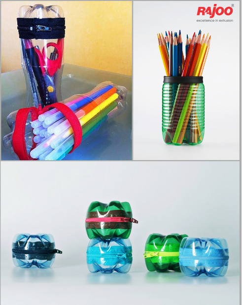 The best way to put your old #Plasticbottles to use..
