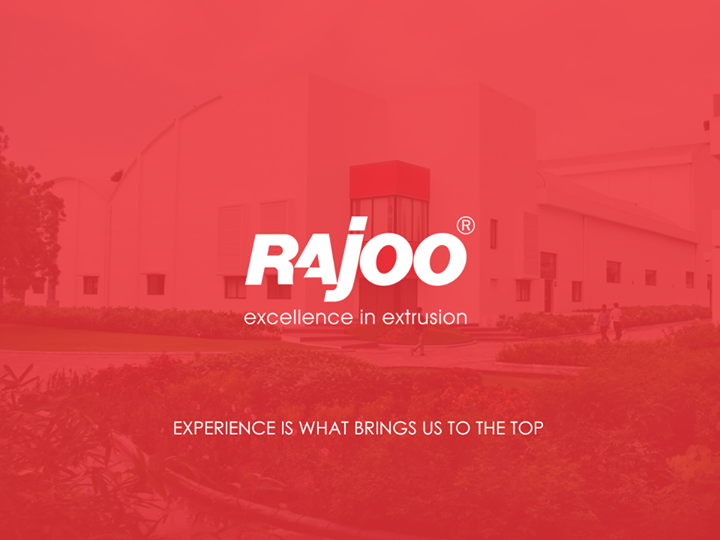 At #Rajoo we believe in keeping the right blend of experience, expertise and excellence.  #RajooEngineers #Rajkot