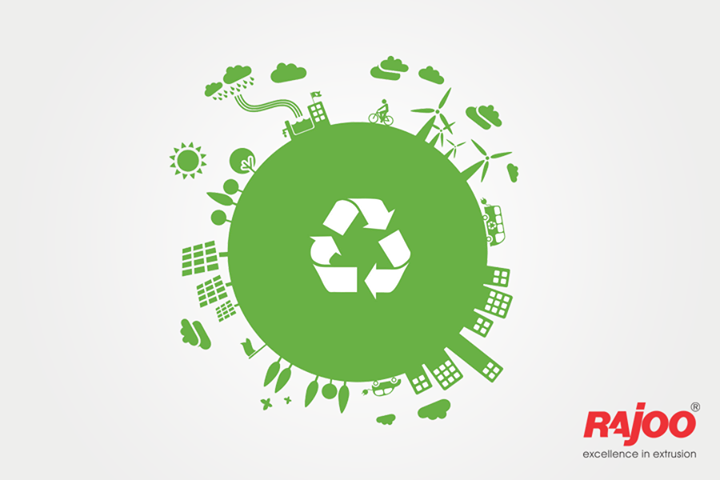 Reduce | Reuse | Recycle  #GoGreen #RajooEngineers #Rajkot
