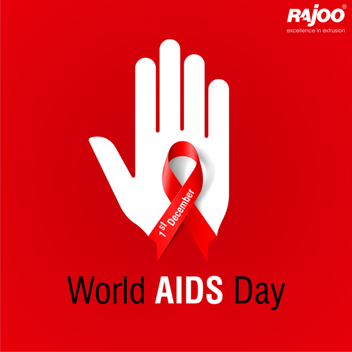 Rajoo Engineers Limited,India in support of #WorldAidsDay!