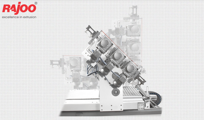 LAMINA series of sheet lines are designed for absolute ease of operation and are available in a host of configurations to suit individual customer's requirements with output ranging from 110 kg/hr to 1000 kg/hr, width ranging from 540 mm to 1400 mm, in single to five layer configuration for processing various polymers like PS, PP, PE and PET.  Read More : http://www.rajoo.com/PS_PP_ABS_rPET_EVA_Sheet_Lines.html  #RajooEngineers #Rajkot