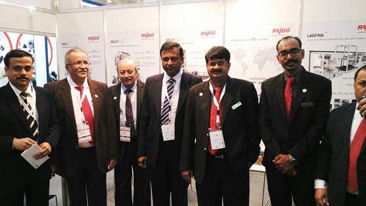 Rajoo Engineers Limited,India at Saudi Plast  #Exhibitions #RajooEngineers #SaudiPlast #India