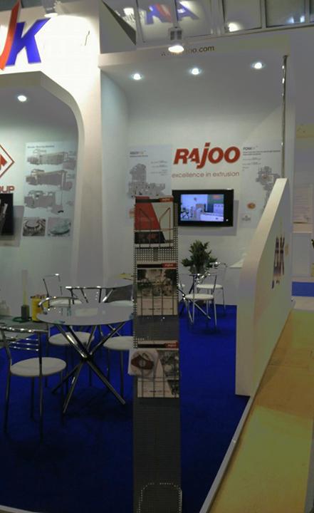 // Rajoo Engineers Limited,India at #Russia //  #Exhibitions #RajooEngineers
