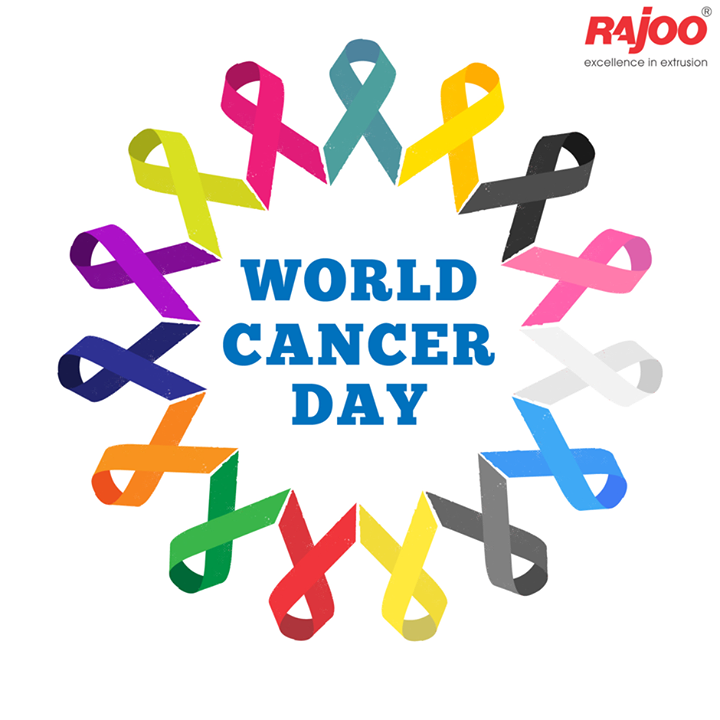 #WorldCancerDay is a special day to join together in the global fight against cancer. We can, I Can.