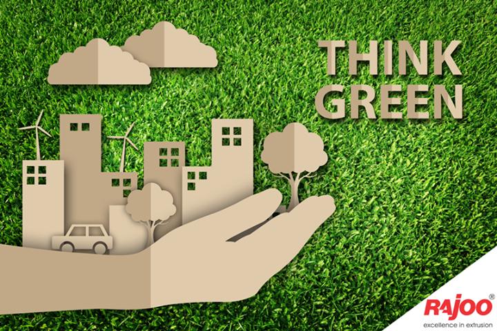 Reduce | Reuse | Recycle  #GoGreen #RajooEngineers #Rajkot