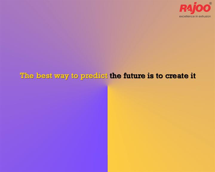 Have you created yours?  #Inspiration #RajooEngineers #Rajkot