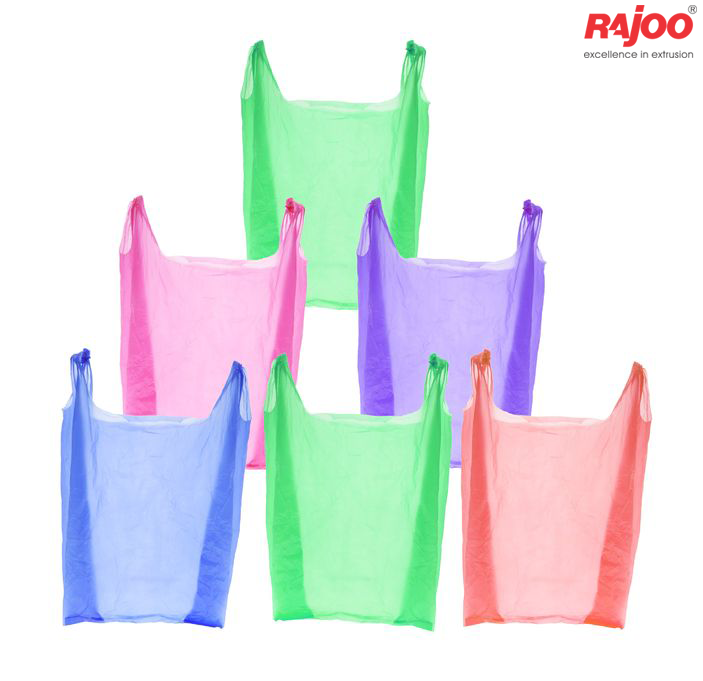 #DidYouKnow  Plastic bags require less total energy to produce than paper bags, they conserve fuel in shipping. It takes seven trucks to carry the same number of paper bags as fits in one truckload of plastic bags.  #RajooEngineers #Rajkot