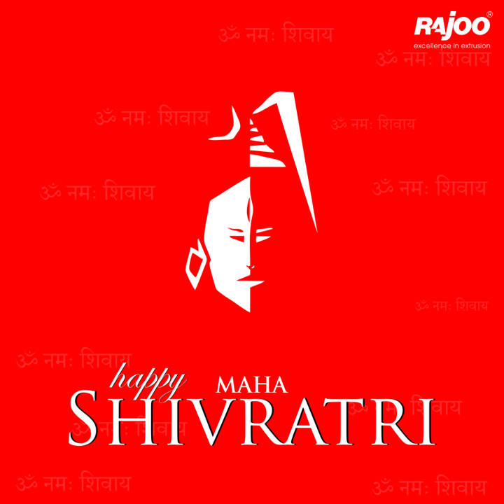 May the blessings of Lord Shiva be with you.. Warm wishes on #MahaShivratri