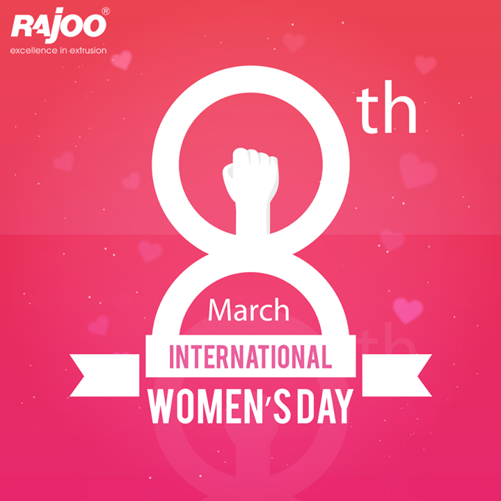 Equality for women is the progress for all! Happy #WomensDay