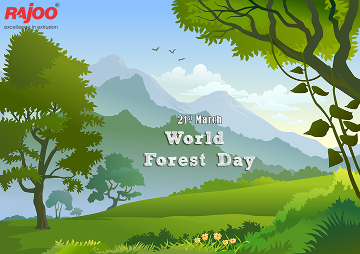 Save our forest and our nature!  #WorldForestDay