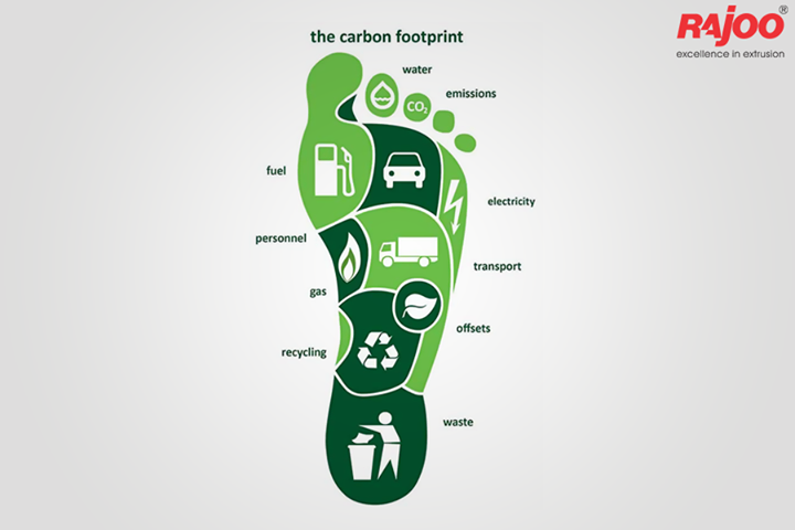 #Pollution is destroying the planet and unless we make significant changes, things are not going to get better. Every little change counts, so take individual steps to make a difference!  What are you doing to reduce your #CarbonFootprint?  #RajooEngineers #Rajkot