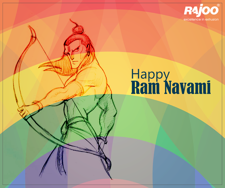 May the Virtue and wisdom of the almighty inspire you to reach your goals!  #RamNavami #FestiveWishes #RajooEngineers