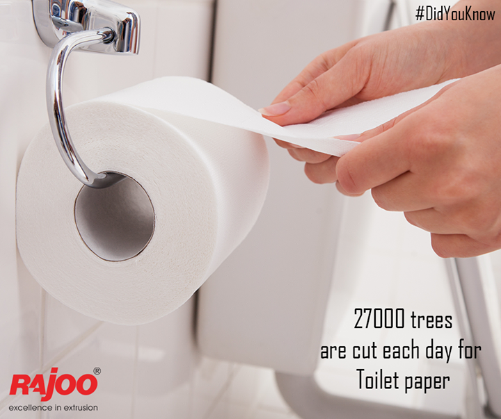Did you know this #EcologicalFact?  #EnvironmentDay #Recycle #RajooEngineers #Rajkot