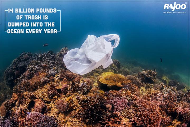 Dump the trash in dustbins.  #EcologicalFacts #StopWaterPollution #WorldOceansDay #RajooEngineers #Rajkot