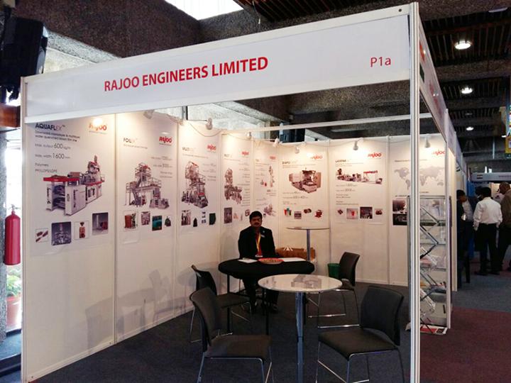 Rajoo Engineers Limited,India at Kenya Plast.  #Events #RajooEngineers #Rajkot