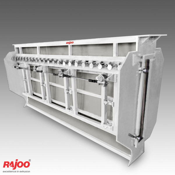 Rajoo Engineers Limited,India pioneered developments in PP Non woven fabric extrusion and has emerged as the only Indian supplier with production capacity ranging from 200 to 500kg/hr and fabric weight range from 12 to 150 gsm depending on applications.  Read More :http://goo.gl/AxqThM  #RajooEngineers #Rajkot
