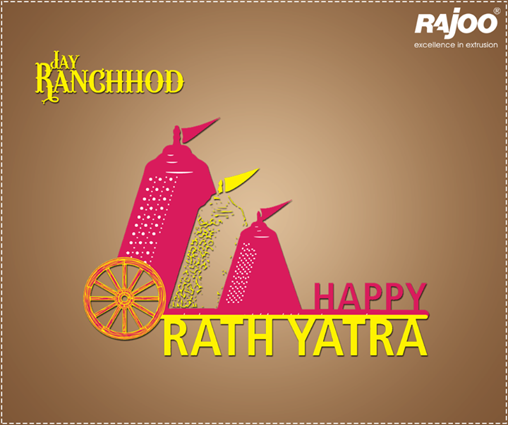 Greetings on #Rathyatra from Rajoo Engineers Limited,India!  #FestiveGreetings #FestivalsOfIndia #RajooEngineers