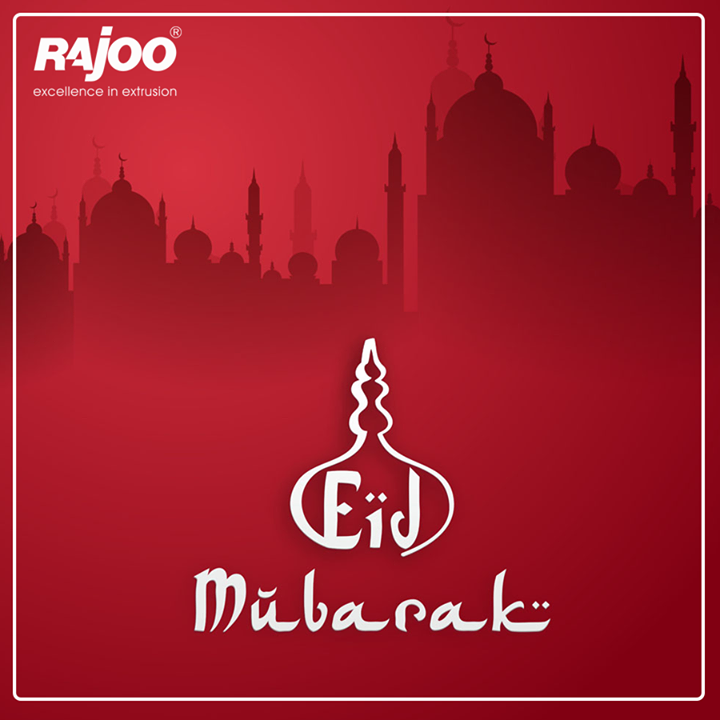 May this festival shower you with love, peace & goodness.  #RajooEngineers #EidMubarak #EidAlFitr