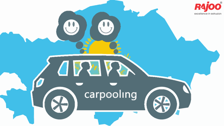There have to be more than one benefits of Carpooling to be catching up with all at this scale! Here are some of them: 1. Saves Fuel 2. Shared Cost 3. Make Friends 4. Say Bye to Stress 5. Saves Time  #Carpooling #Benefits #SaveEnvironment #RajooEngineers #Rajkot