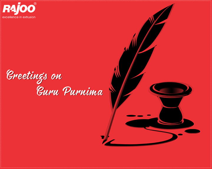 Guru is the inspiration, Guru is the aspiration!  Warm wishes on #GuruPurnima from Rajoo Engineers Limited,India !