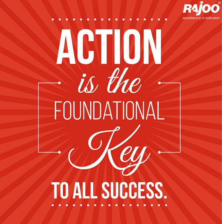#NewWeekInspiration #WiseWords #RajooEngineers