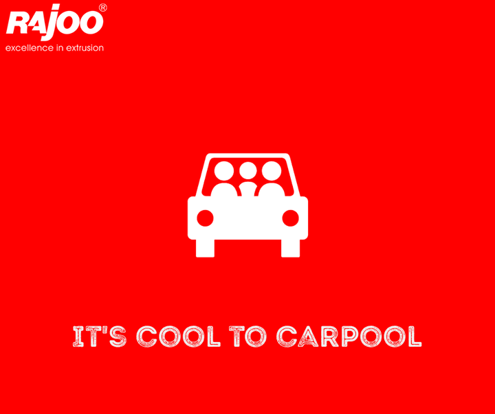 There are more than one benefits of Carpooling! Here are some of them: 1. Saves Fuel 2. Shared Cost 3. Make Friends 4. Say Bye to Stress 5. Saves Time  #Carpooling #Benefits #SaveEnvironment #RajooEngineers #Rajkot