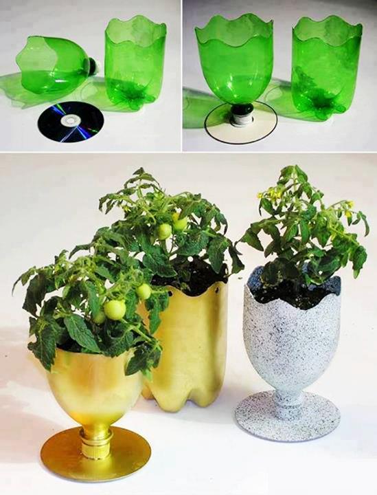 The perfect way to reuse plastic.  #RajooEngineers #Rajkot
