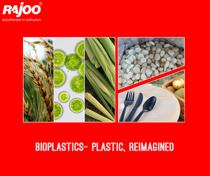 Bioplastics are driving the evolution of plastics. There are two major advantages of biobased plastic products compared to their conventional versions: they save fossil resources by using biomass which regenerates (annually) and provides the unique potential of carbon neutrality.  #RajooEngineers #Rajkot