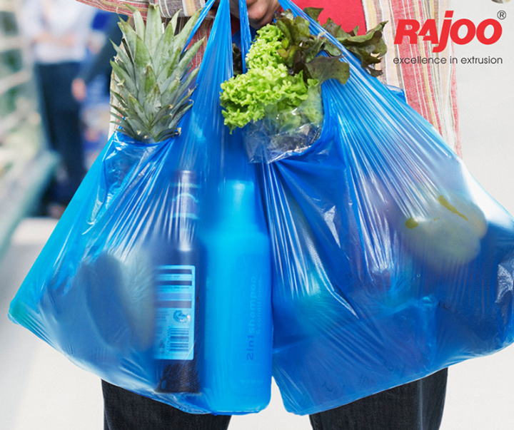 Fiction: Plastic shopping bags are just a convenience for impulse shopping and are not necessary.  Fact: Conventional plastic shopping bags are not just a convenience, but a necessity. Plastic shopping bags are multi-purpose bags with a shorter life. They are used not just as carry bags for groceries, but are essential – reused to help manage household   #RajooEngineers #Rajkot