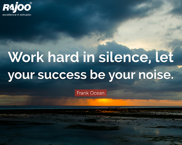 #MotivationMonday #WiseWords #RajooEngineers