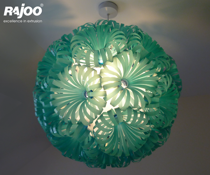 Ooze out your creativity & brighten up dull corners of your home using used plastic bottles   #PlasticRecycle #RecycleArt #RajooEngineers #Rajkot