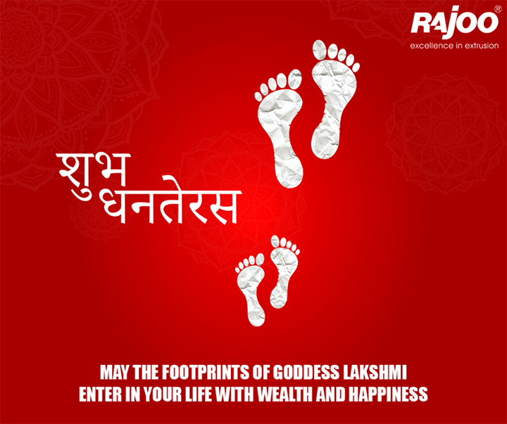 Rajoo Engineers Limited,India wishes you happy and prosperous  Dhanteras  #HappyDhanteras #FestiveWishes #Diwali #IndianFestivals #DiwaliisHere #RajooEngineers #Rajkot
