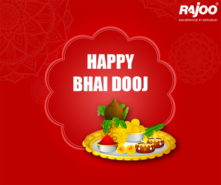 Celebrating the bond between brothers and sisters! Wishing you all a very happy #BhaiDooj.  #HappyBhaiDooj #FestiveWishes #IndianFestivals