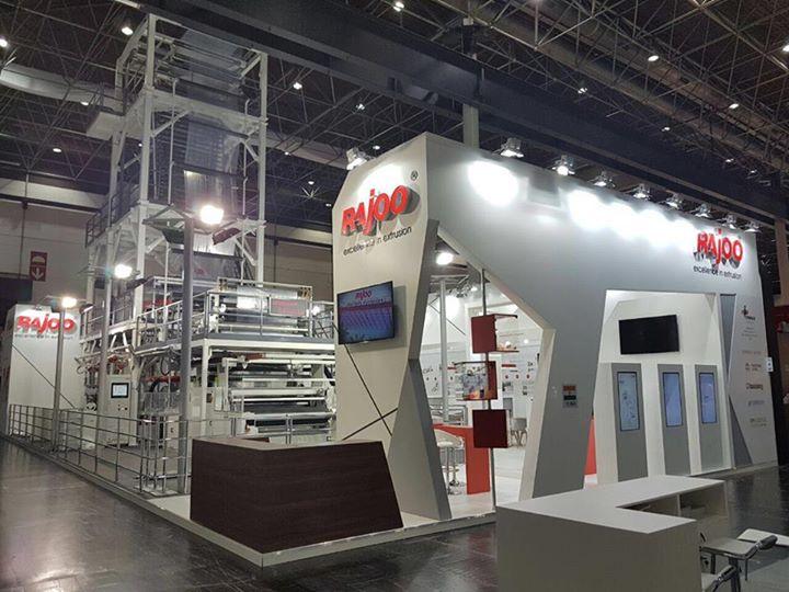 Rajoo Engineers Limited,India at #K2016.   #Events #RajooEngineers #Rajkot #Düsseldorf