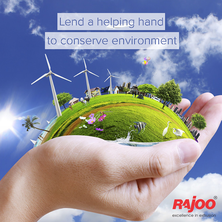 Save environment and you will save the life and future.  #RajooEngineers #Rajkot