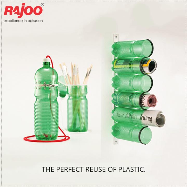 #Creative ways to reuse old #Plastic bottles.  #PlasticUses #RajooEngineers