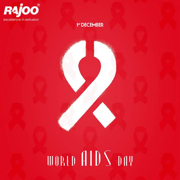 The time to act is now. Rajoo Engineers Limited,India in support of #WorldAidsDay!