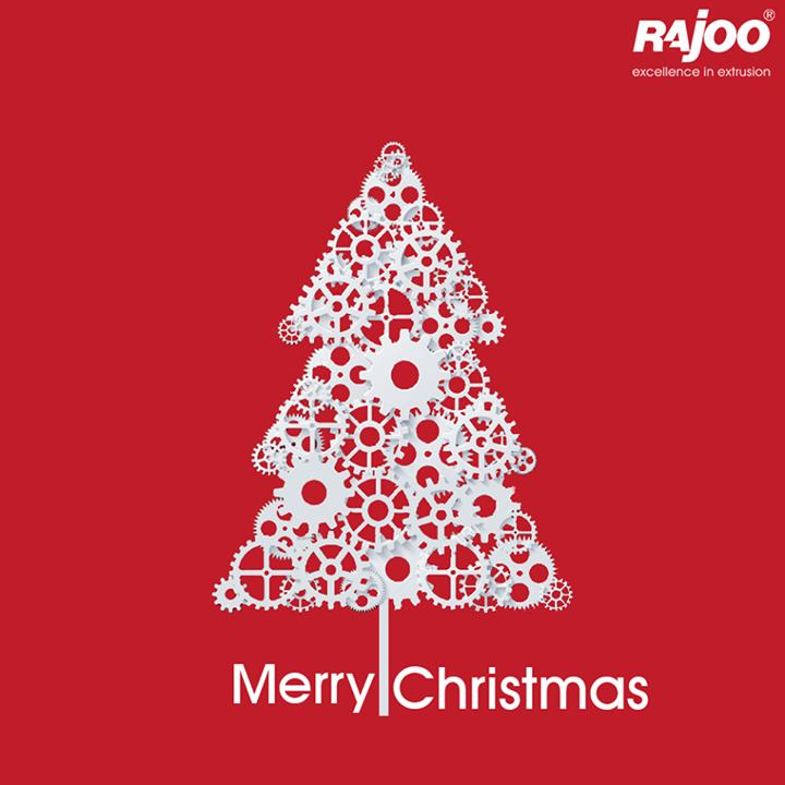 The glory and beauty of this wonderful season is something we all can share together. Wishing you a very #MerryChristmas!  #Christmas #ChristmasIsHere #RajooEngineers #Rajkot #ChristmasWishes