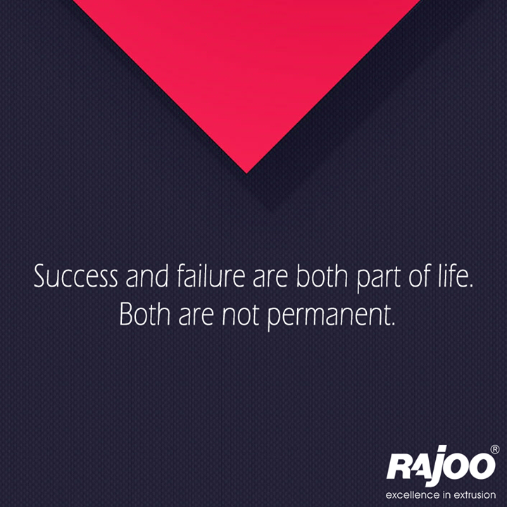 Nobody achieves #greatness without trying! Your efforts will get the #success you are waiting for.  #MotivationMonday #WiseWords #RajooEngineers