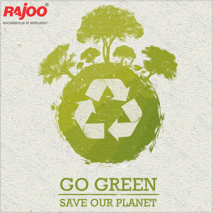 The greatest threat to our planet is the belief that someone else will save it.  #GoGreen #SaveEarth  #RajooEngineers #Rajkot
