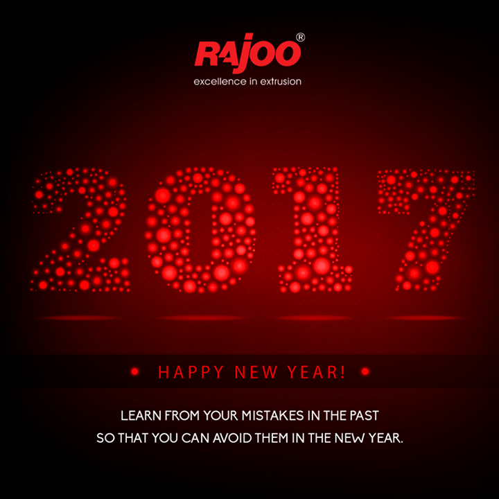 It's the New Year & the Best is yet to come!   #HappyNewYear #NewYear #Celebration #NewYear2017 #RajooEngineers #Rajkot
