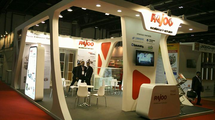 Rajoo Engineers Limited,India at Dubai, Arabplast!  #Arabplast #Events #RajooEngineers #Rajkot