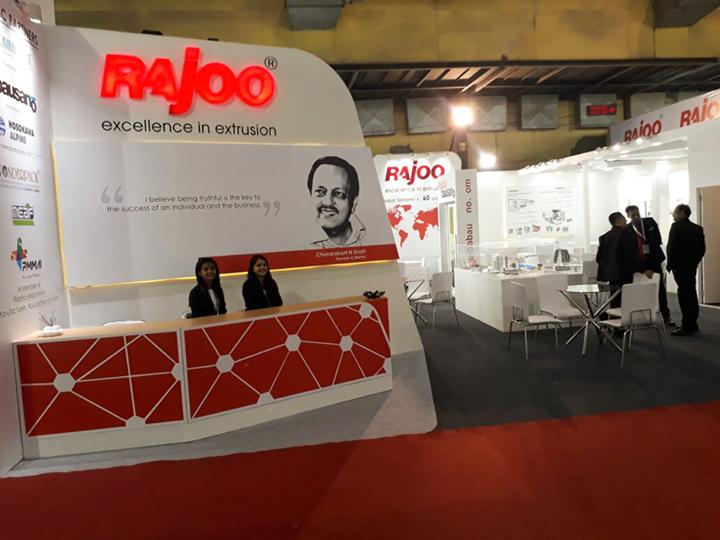 :: Rajoo Engineers Limited,India at Mumbai, Plastivision 2017 ::  #Events #RajooEngineers #Rajkot