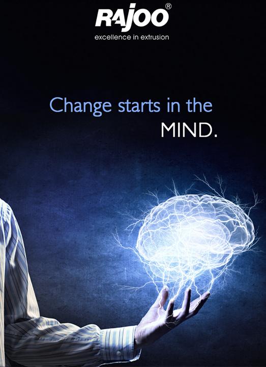 Don't resist change.  #WiseWord #RajooEngineers #Rajkot