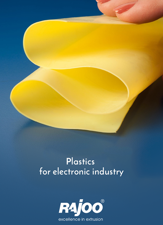 Thermal and insulation properties of plastic made it ideal to become backbone of the electronic industry. Because modern plastic recipes will not change its form after they are heated, manufacturers use plastic regularly for circuit boards, chips, coffee makers, mixers, microwave ovens, hair dryers and even refrigerators.  #DidYouKnow #PlasticBenefits #RajooEngineers #Rajkot