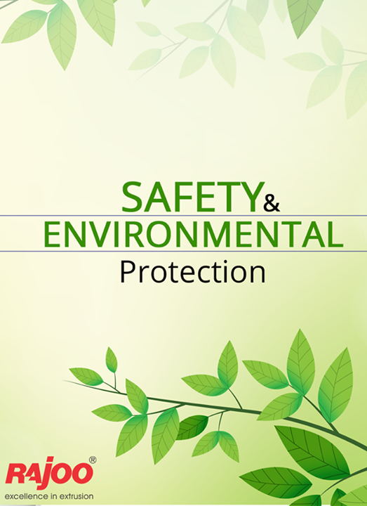 #Environmental protection is rated high when we develop our machines. We are proud that our machines and equipment's produce ecological packaging. For our #machines and equipment's and the manufacture thereof, we are seeking reliable, cost effective and #environmentally friendly solutions.  #Plastics #RajooEngineers #Rajkot