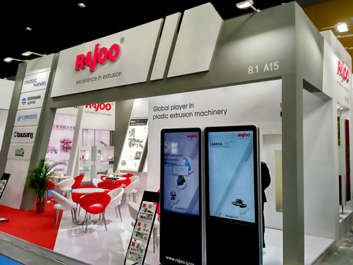 :: Rajoo Engineers Limited,India at Chinaplas 2017 ::  #RajooEngineers #Rajkot